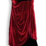 Arwen Bloodred Dress