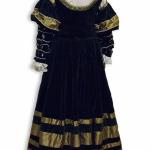 Cranach-Kleid für Burgverein