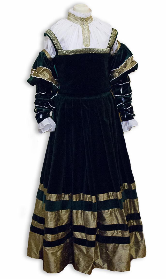 historische Kleider ~ Gewandfantasien