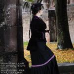 Kleid Natural Form um 1880
