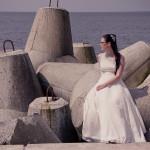 Hochzeitskleid Athene
