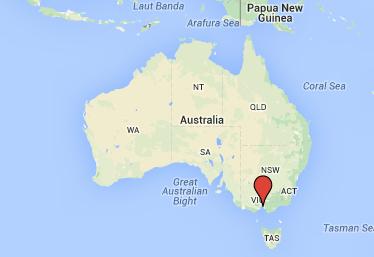 I got Australia!