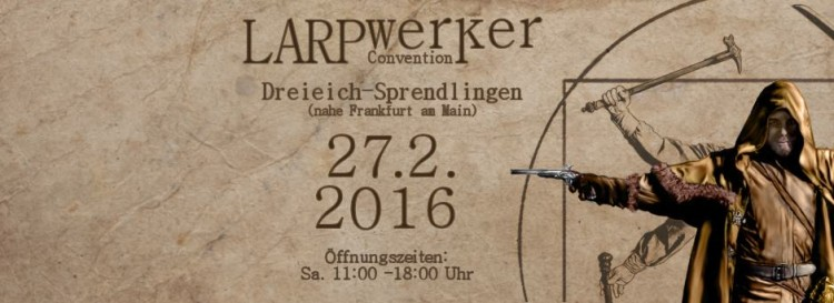 Larpwerker Convention 2016