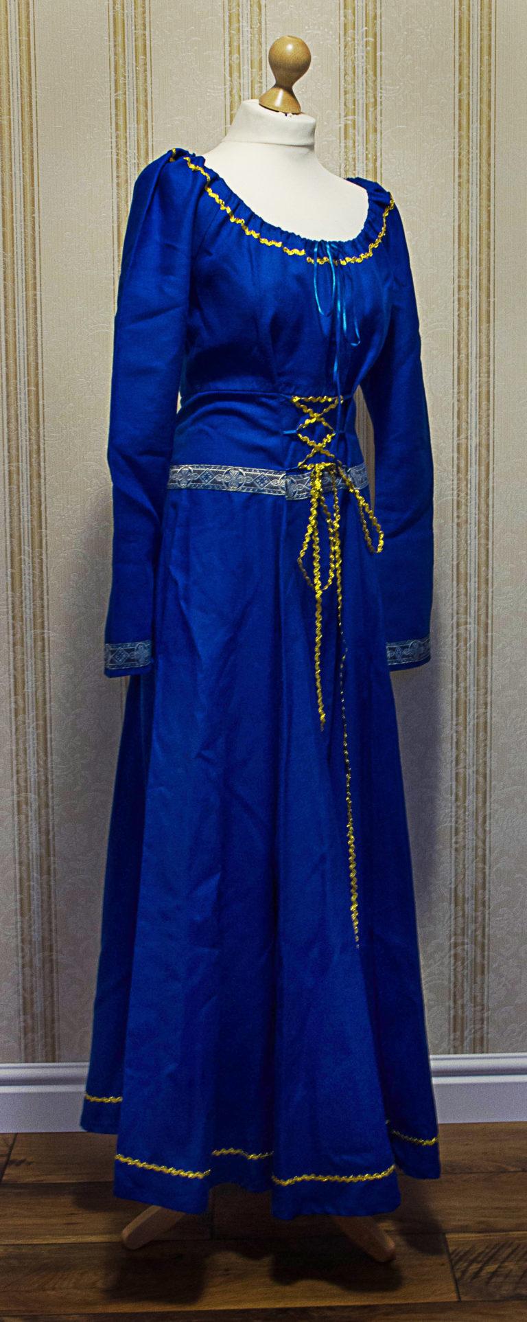 Mittelalterkleid Nimue