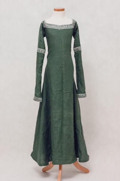 Mittelalterkleid Annik für Kinder