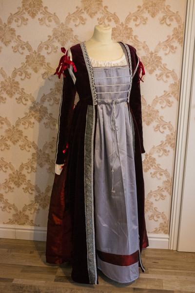 Renaissancekleid Maria, Größe S/M