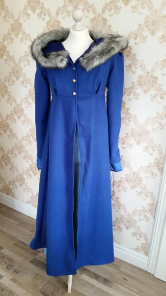 Mantel Jane im Empirestil