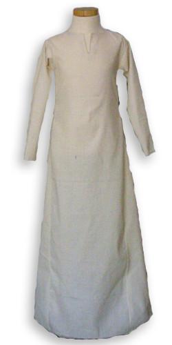 schlichtes Mittelalterkleid für Kinder