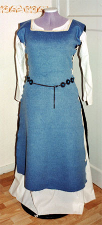 Mittelalter-Überkleid Basis-Version