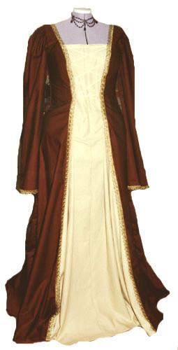 Mittelalterkleid Anoush
