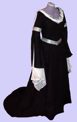 Mittelalterkleid Merilin