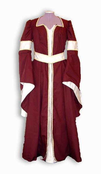 Mittelalterkleid Elorin