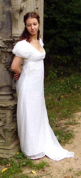 Empirekleid Aimee