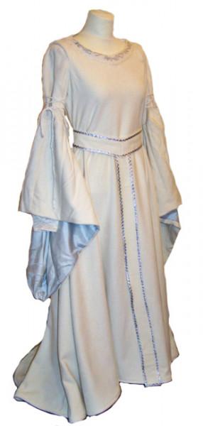 Eowyn weißes Kleid