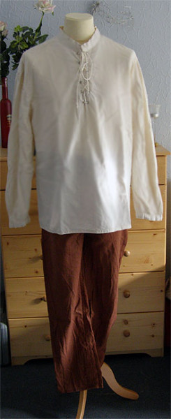 Mittelalterhemd John